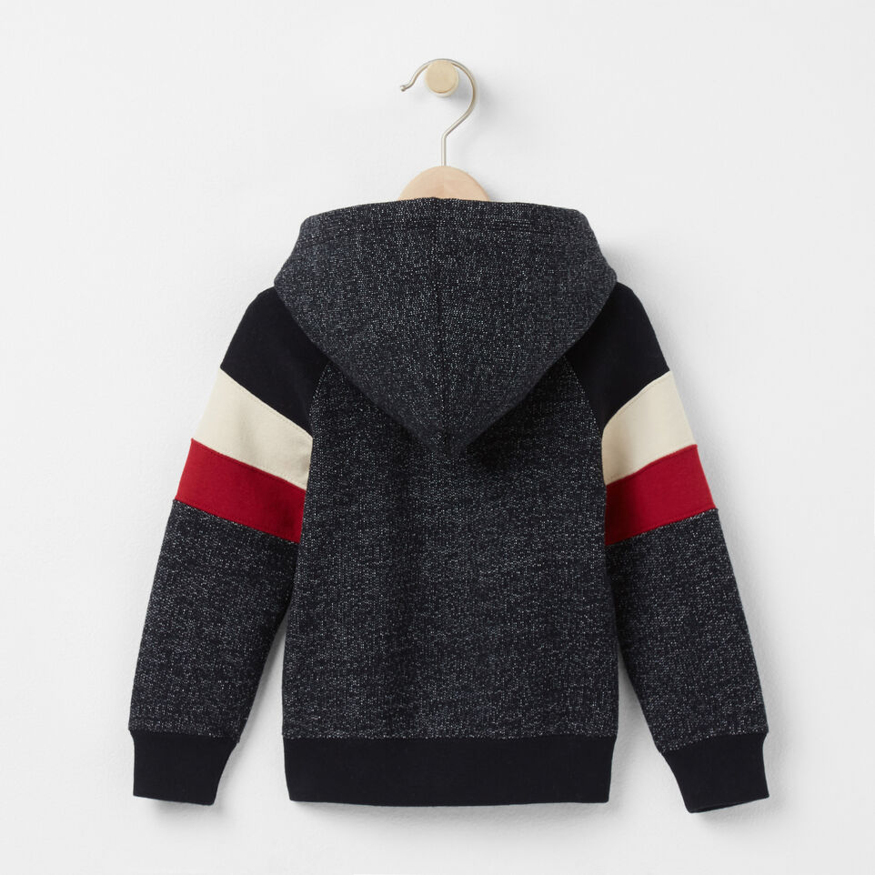 Roots-undefined-Toddler Colour Block Full Zip Hoody-undefined-B