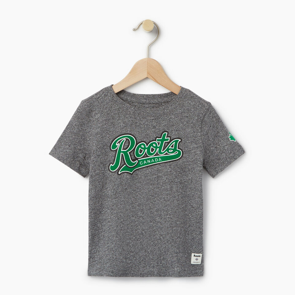 Roots-undefined-Toddler Roots Script T-shirt-undefined-A