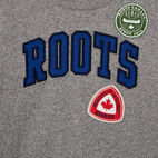 Roots-undefined-Boys Roots Patches T-shirt-undefined-D
