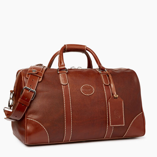 Roots-Leather Our Favourite New Arrivals-Small Banff Horween-Cognac-A