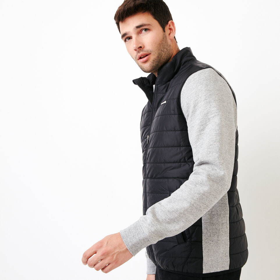 Roots-New For July Daily Offer-Roots Hybrid Jacket-Black-C