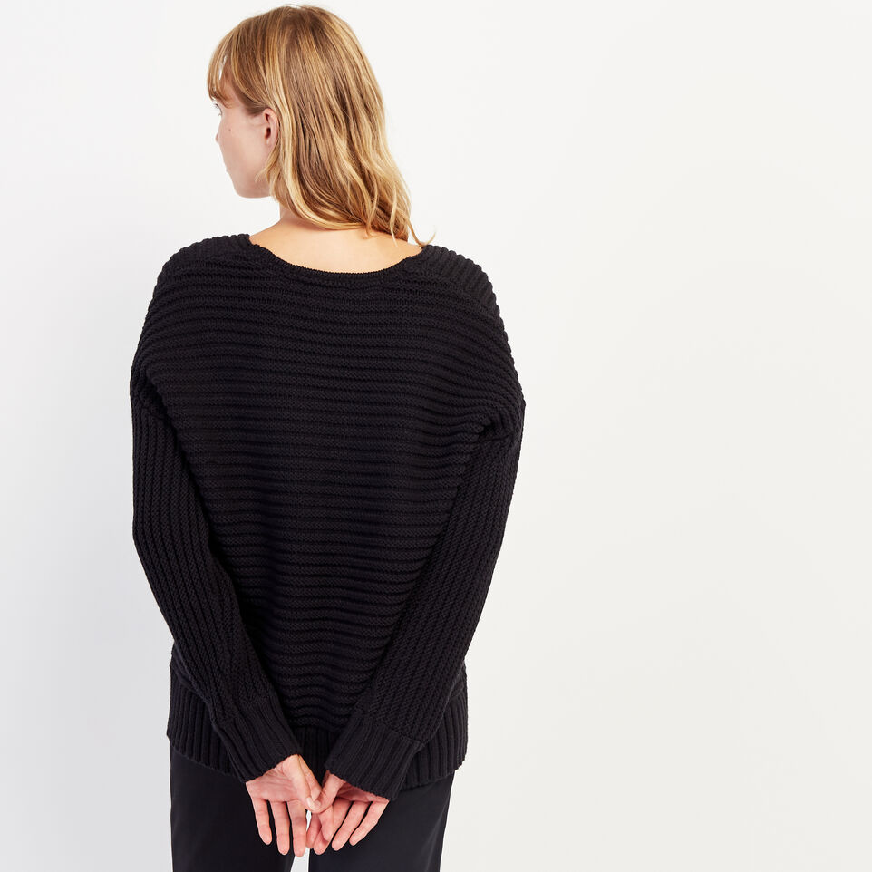 Roots-undefined-Elora V-neck Sweater-undefined-D