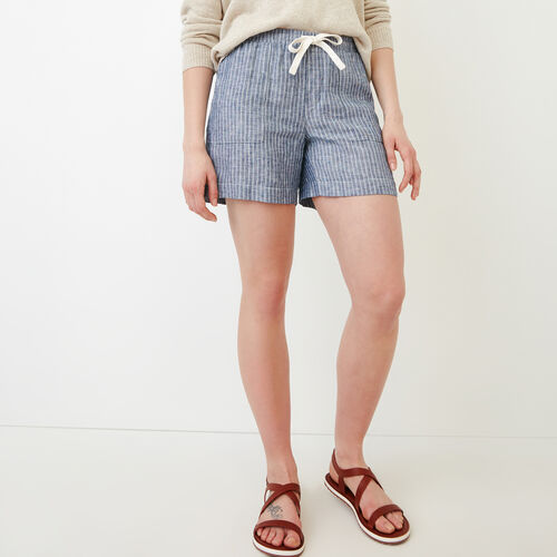 Roots-Women Shorts & Skirts-Sadie Short-Eclipse-A