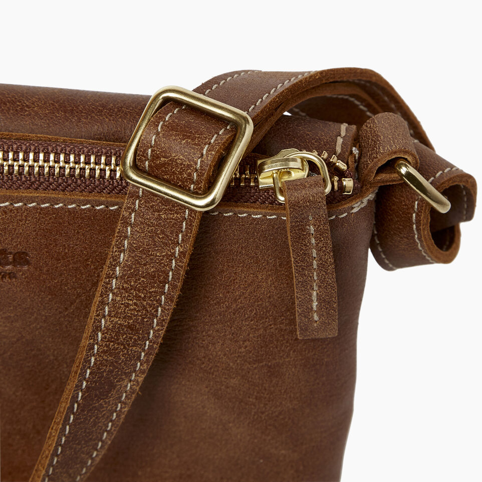 Roots-Leather  Handcrafted By Us Our Favourite New Arrivals-Riverdale Flat-Natural-E