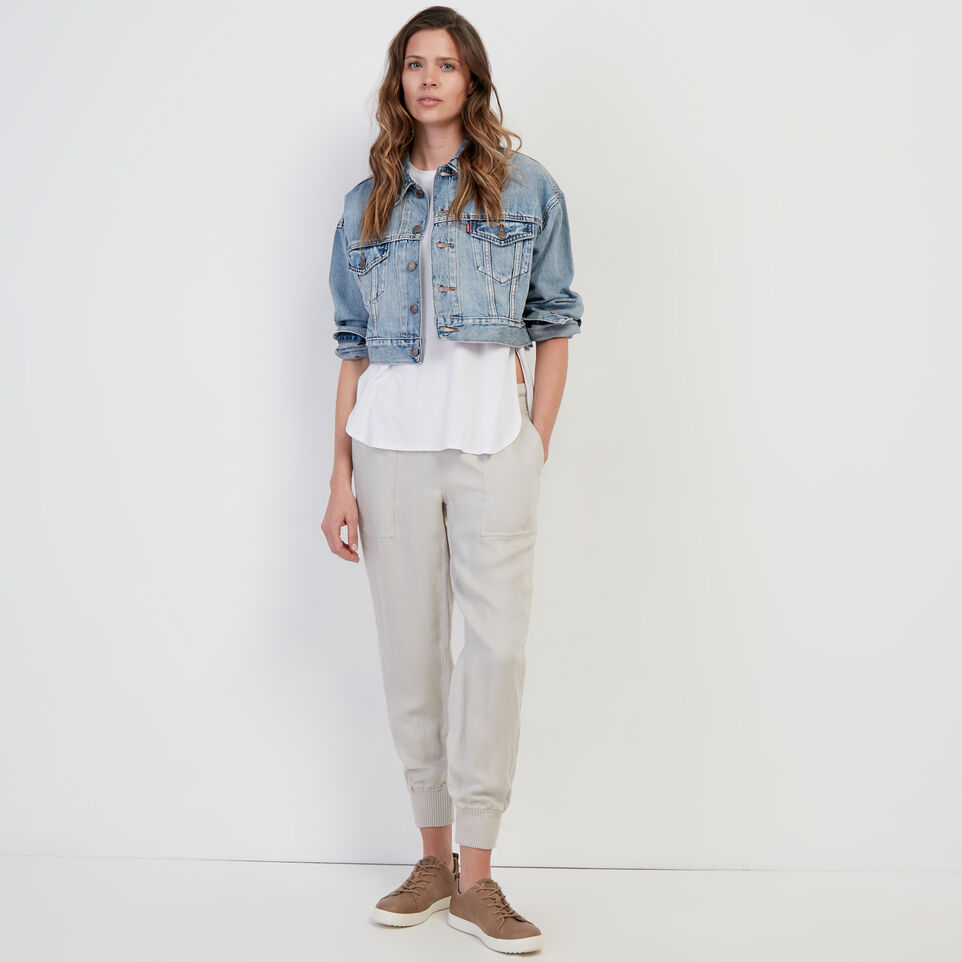 Roots-undefined-Linen Essential Jogger-undefined-B