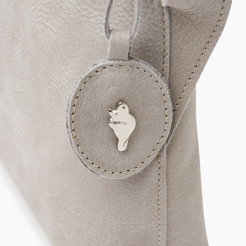Roots-Women Leather-Journey Crossbody Tribe-Sterling Grey-F