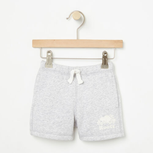 Roots-Kids Toddler Girls-Toddler Original Athletic Short-Snowy Ice Mix-A