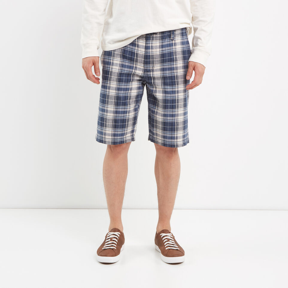 Roots-undefined-Madras Shorts-undefined-B