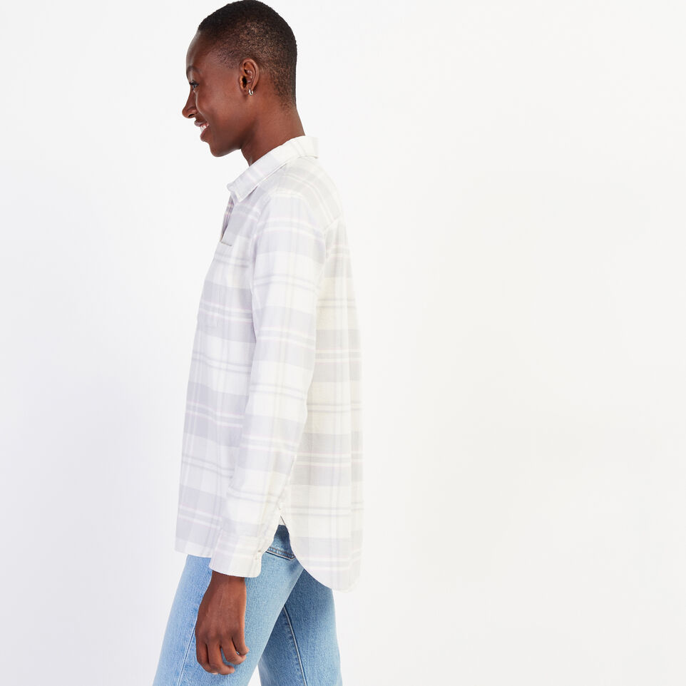 Roots-undefined-Journey Plaid Shirt-undefined-C