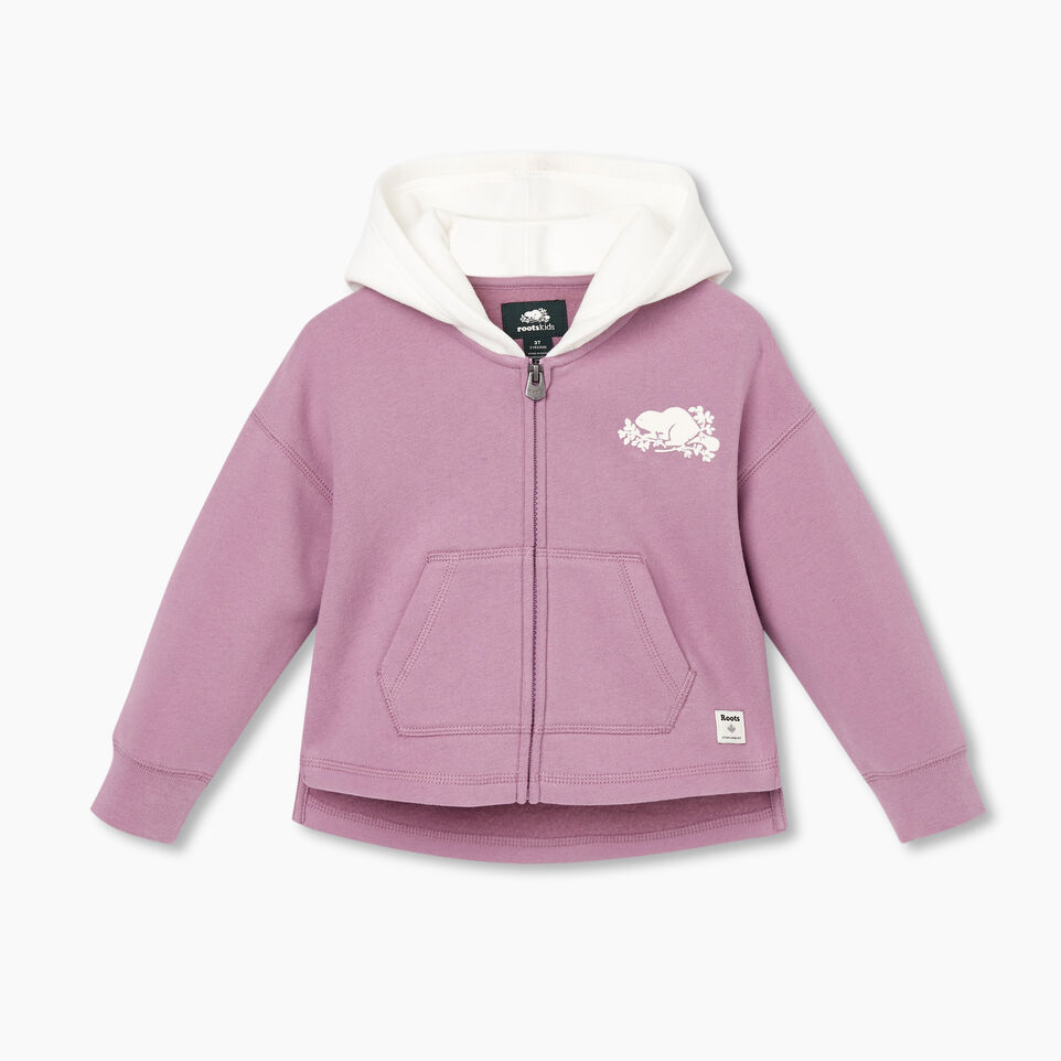 Roots-undefined-Toddler Remix Full Zip Hoody-undefined-A
