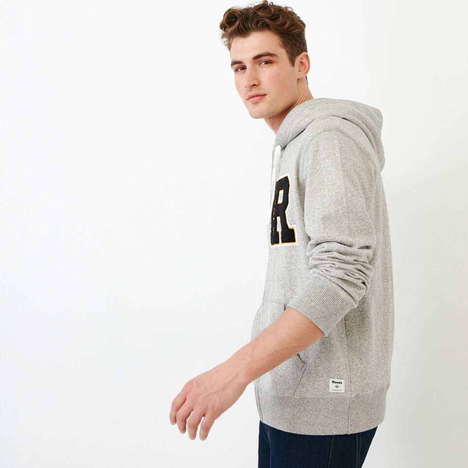Roots-undefined-Varcity R Zip Hoody-undefined-C