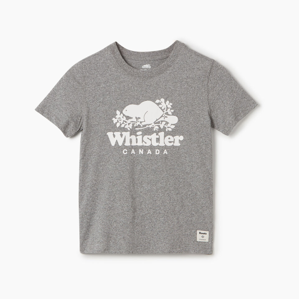 Roots-undefined-T-shirt Whistler pour garçons-undefined-A