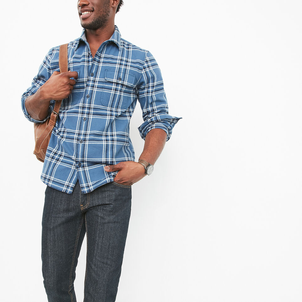Roots-undefined-Baffin Flannel Shirt-undefined-A