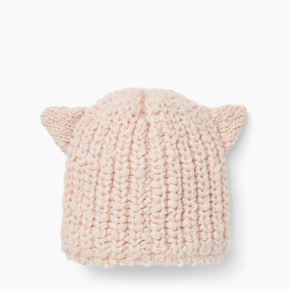 Roots-Clearance Kids-Girls Charlotte Toque-Pink Mix-C