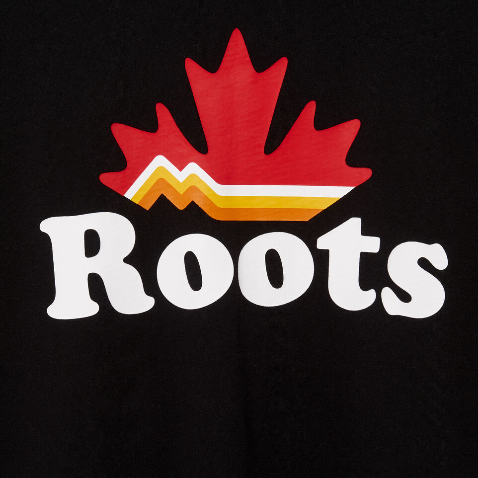 Roots-undefined-Mens Mountain Rays T-shirt-undefined-D