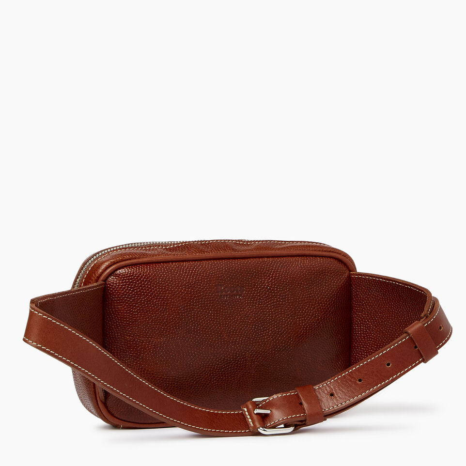 Roots-Leather Our Favourite New Arrivals-Roots Belt Bag Horween-Cognac-C