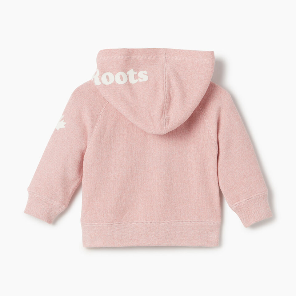 Roots-undefined-Baby Girl Whistler Full Zip Hoody-undefined-B