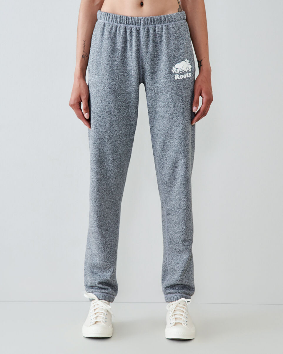 Roots-undefined-Roots Salt and Pepper Original Boyfriend Sweatpant-undefined-C
