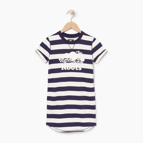 Roots-Kids Categories-Girls Edith Dress-Eclipse-A