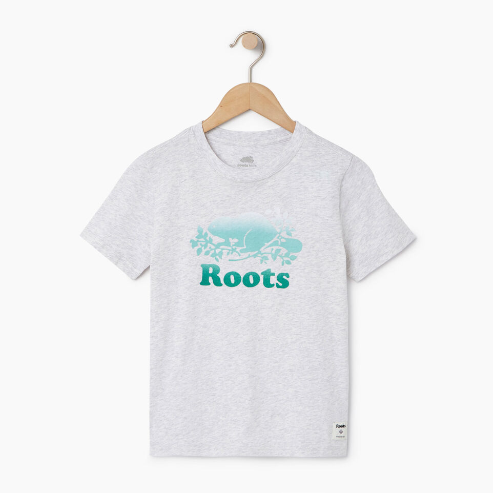 Roots-undefined-Boys Gradient Cooper T-shirt-undefined-A