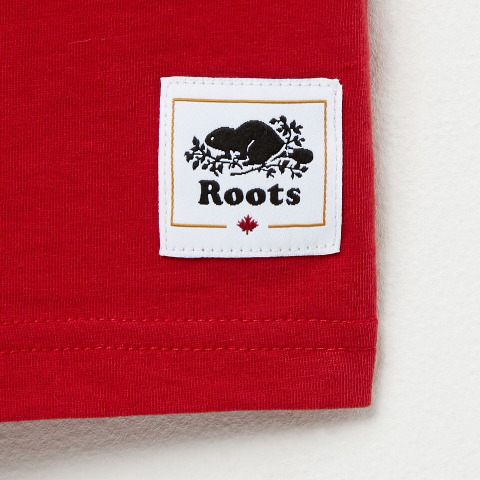Roots-undefined-Boys Blazon T-shirt-undefined-C