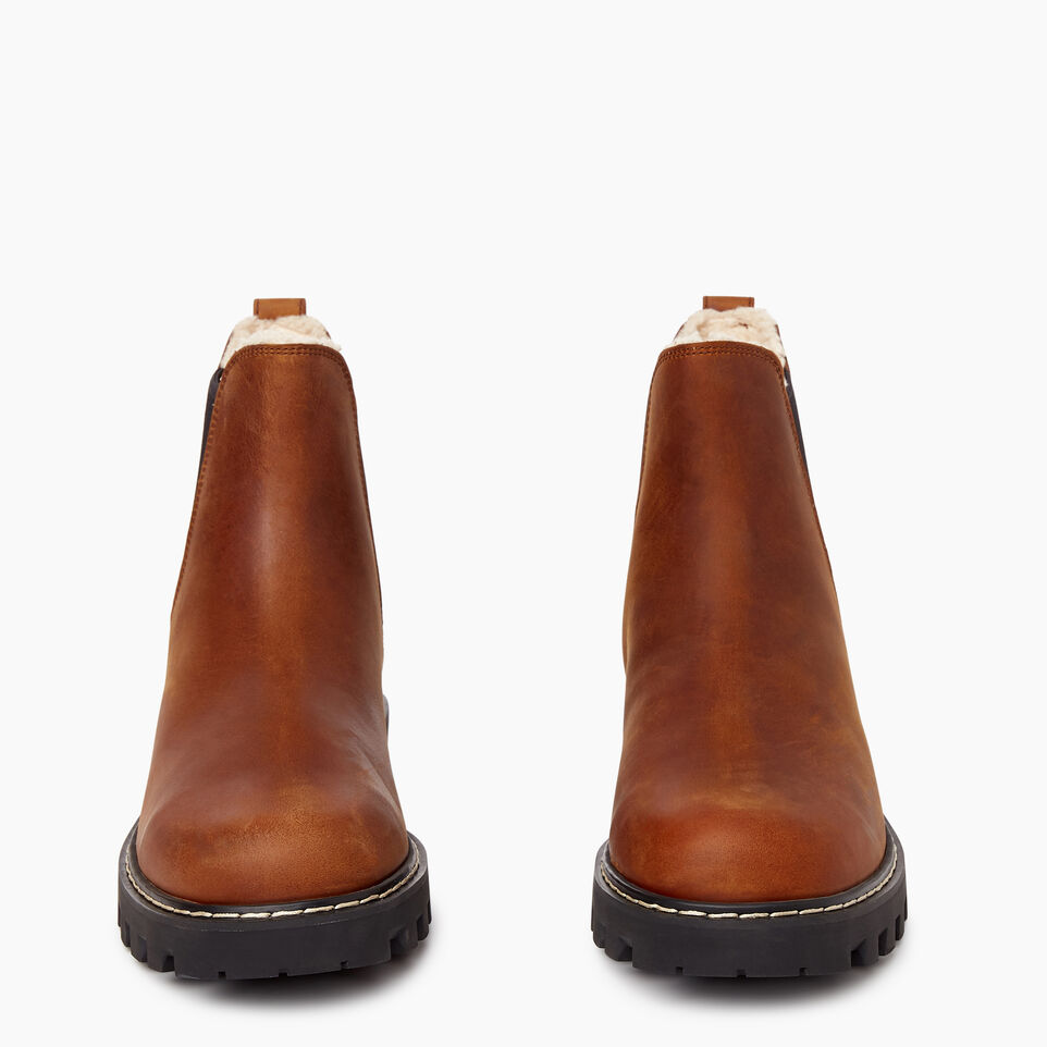 Roots-Footwear Our Favourite New Arrivals-Mens Tobermory Chelsea Boot-Natural-D