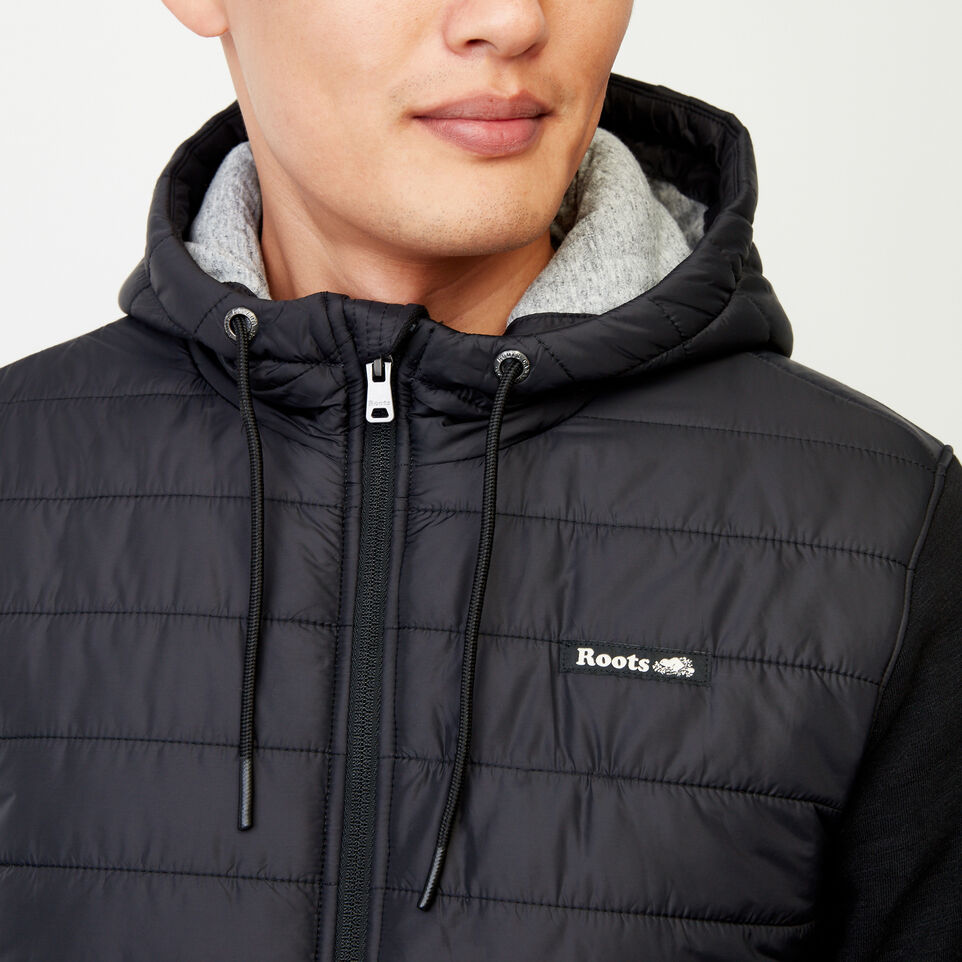 Roots-undefined-Roots Hybrid Hooded Jacket-undefined-E