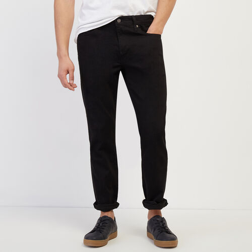 Roots-New For February Levi's-Levi's 511 Slim Fit 34-Dark Denim-A