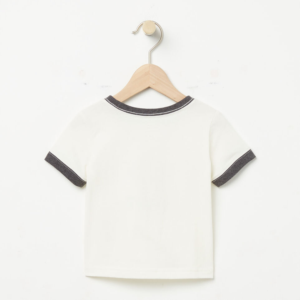 Roots-undefined-Baby Maple Ringer T-shirt-undefined-B