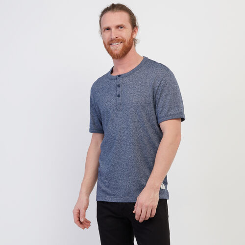 Roots-Men Our Favourite New Arrivals-Perfect Pepper Henley-Cascade Blue Pepper-A