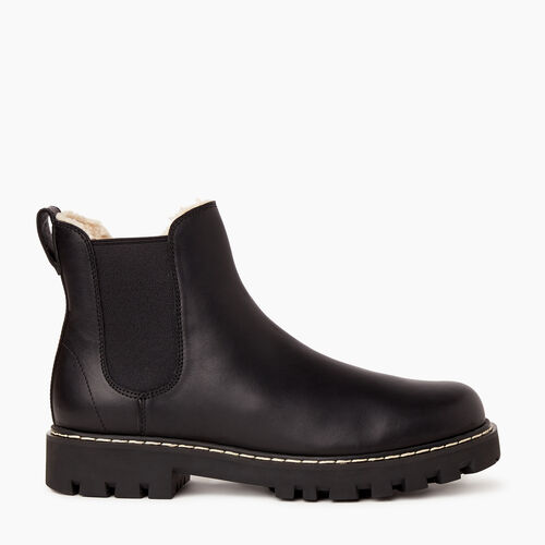 Roots-Footwear Our Favourite New Arrivals-Womens Tobermory Chelsea Boot-Black-A
