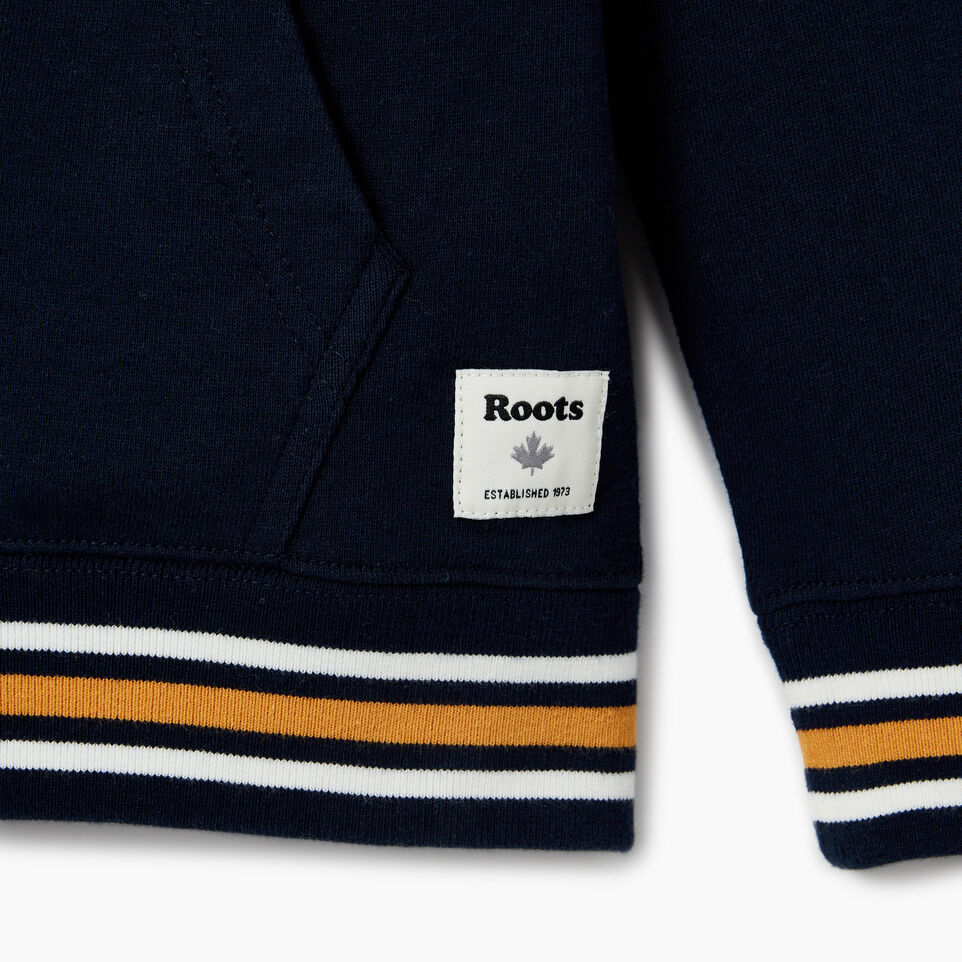 Roots-undefined-Boys Roots Varsity Full Zip Hoody-undefined-D