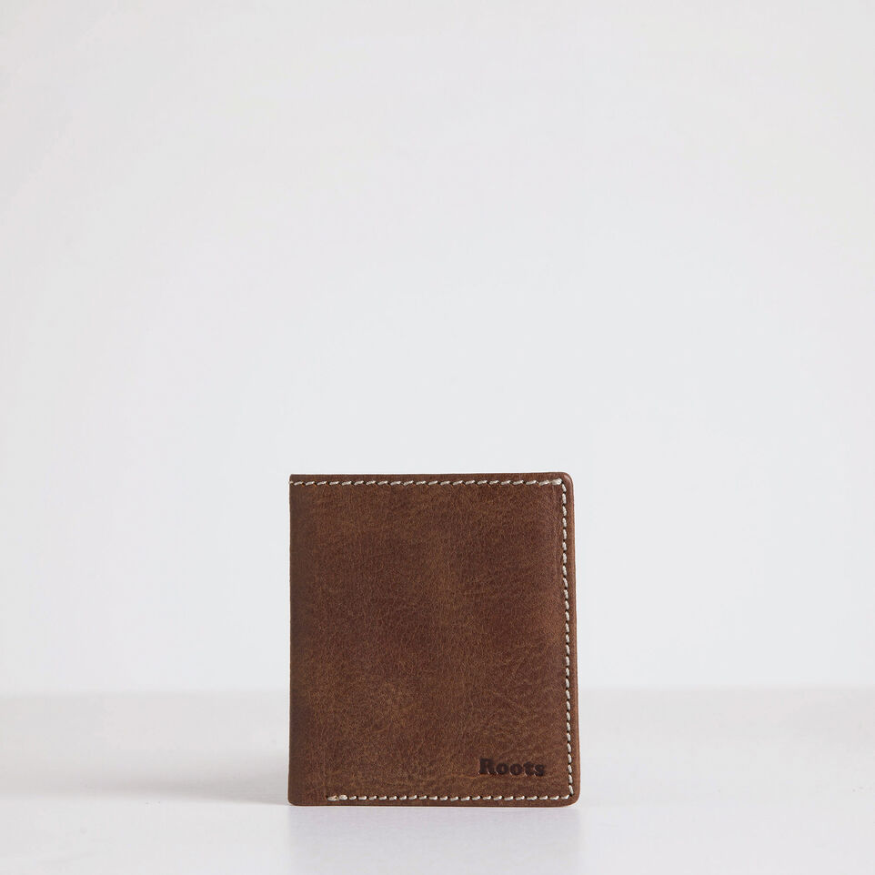 Roots-undefined-Front Pocket Wallet Tribe-undefined-A