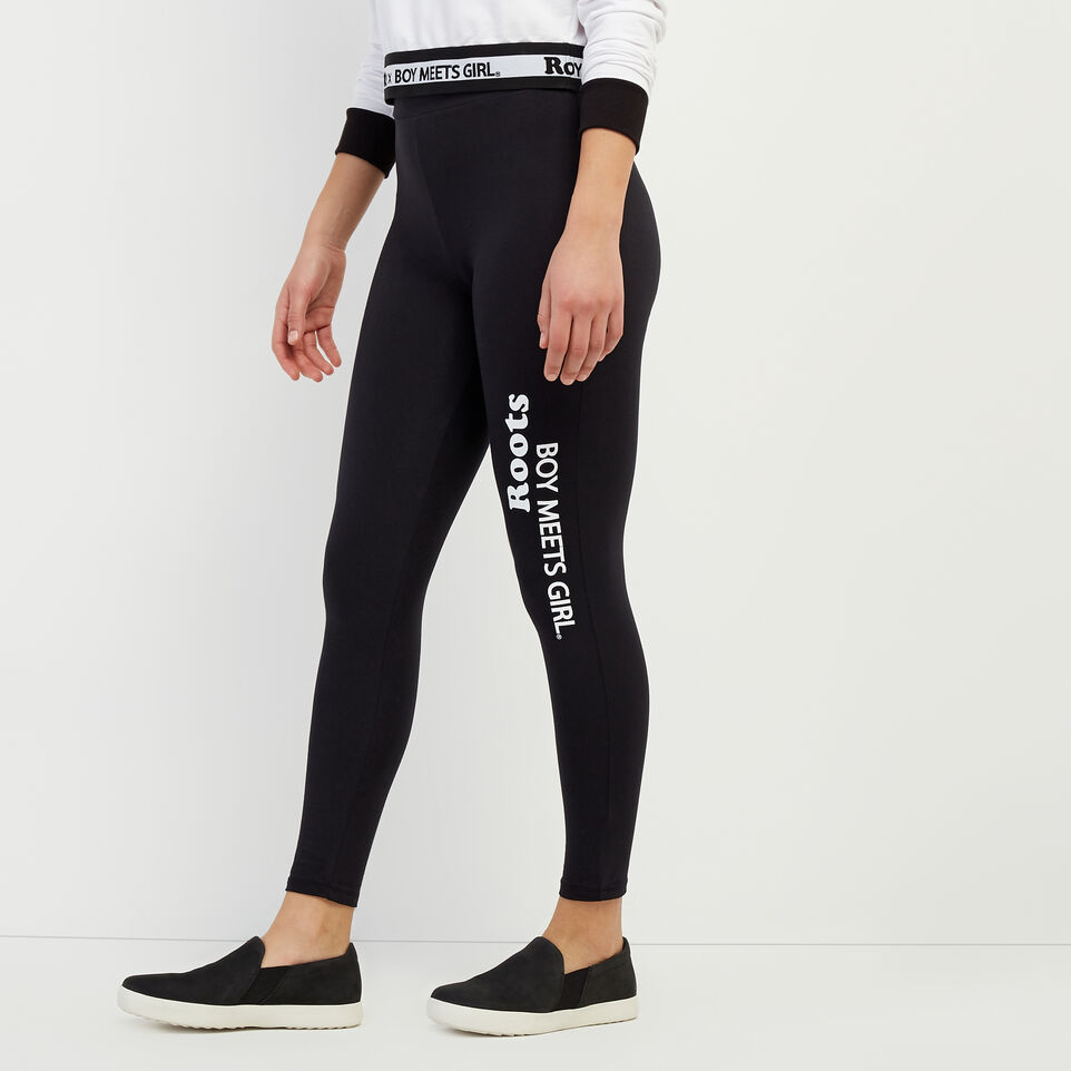 Roots-undefined-Roots x Boy Meets Girl - Together Legging-undefined-C