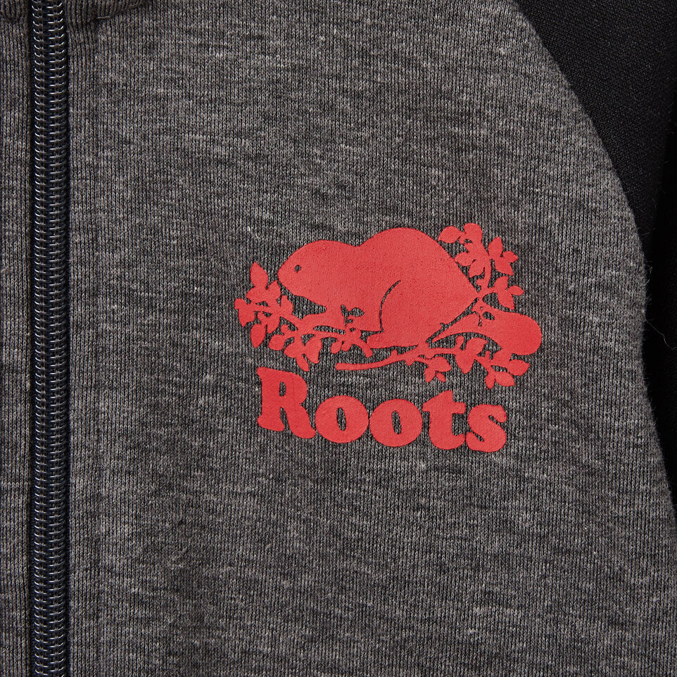 Roots-undefined-Baby Slater Mock Full Zip Sweatshirt-undefined-E