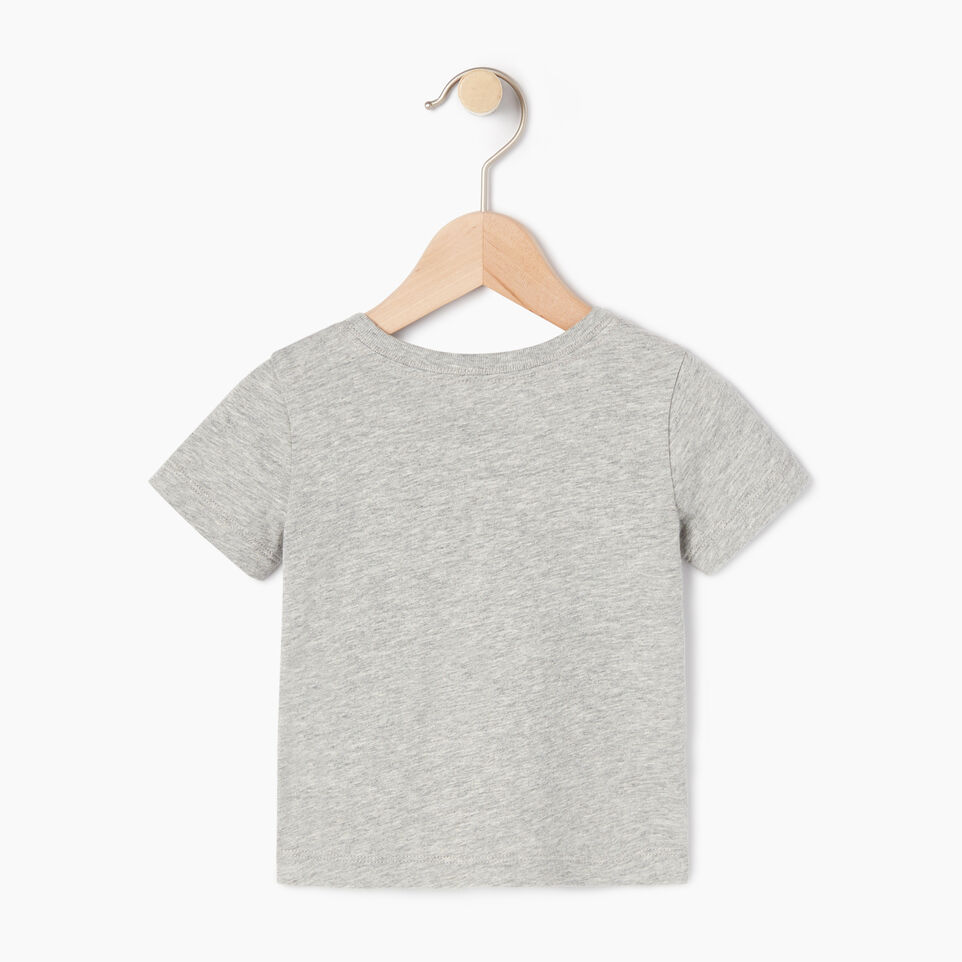 Roots-undefined-Baby Original Cooper Beaver T-shirt-undefined-B