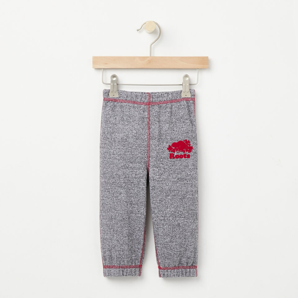 Roots-undefined-Baby Roots Slim Sweatpant-undefined-A