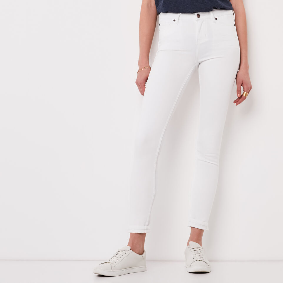 Roots-undefined-Jeans Riley extensible de couleur-undefined-B