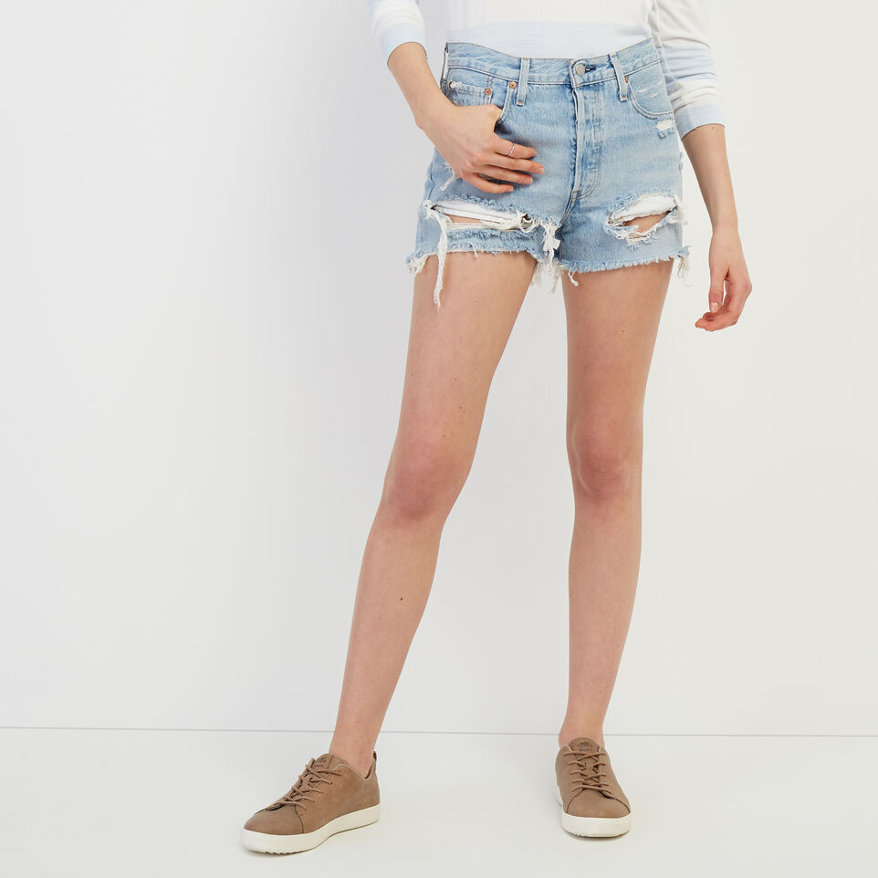 Roots-undefined-Levi's 501 Original Short-undefined-A