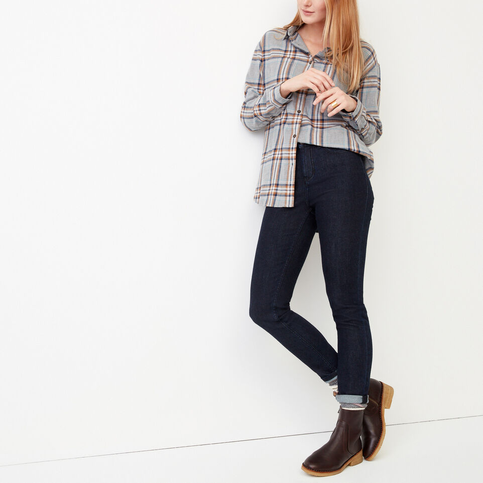 Roots-undefined-Brookside Flannel Shirt-undefined-B