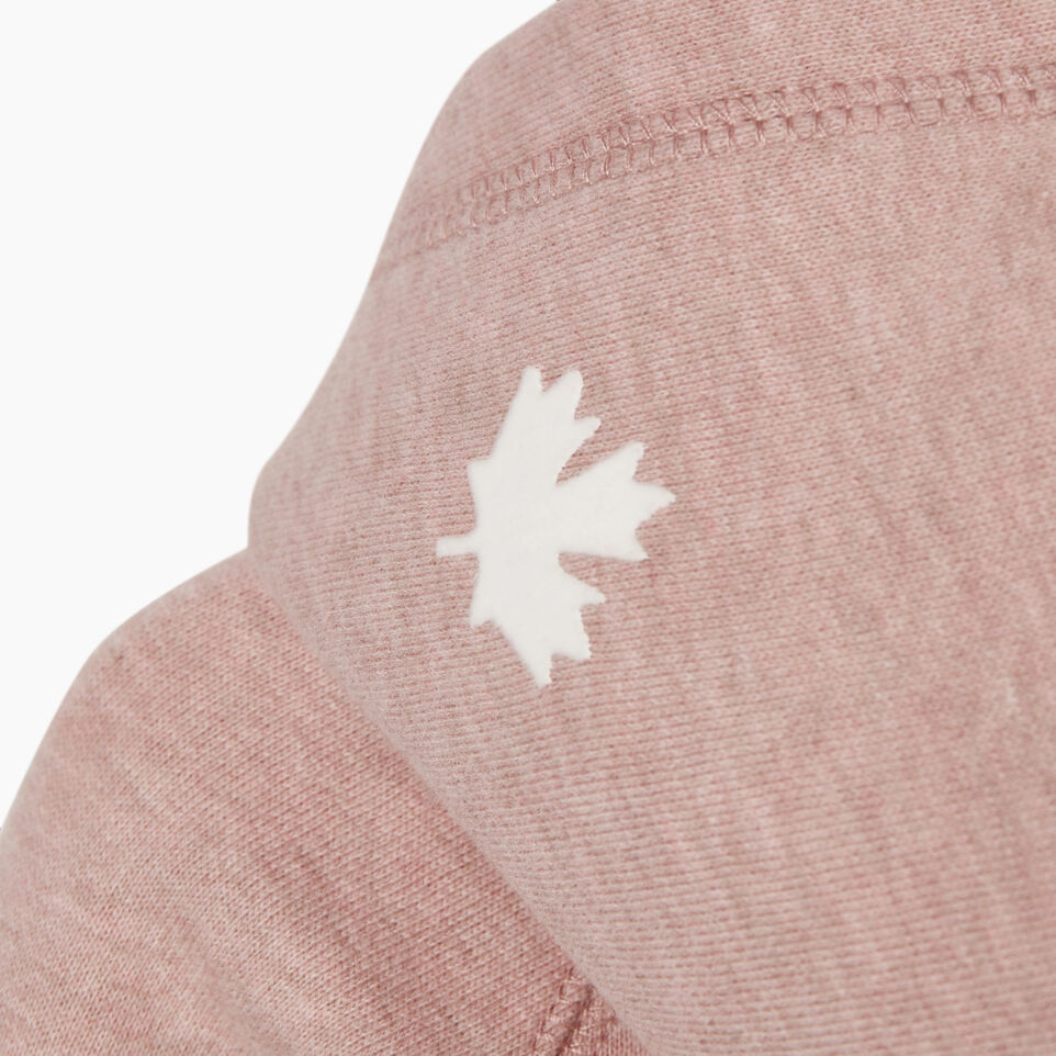 Roots-Kids Our Favourite New Arrivals-Baby Original Full Zip Hoody-Deauville Mauve Mix-F