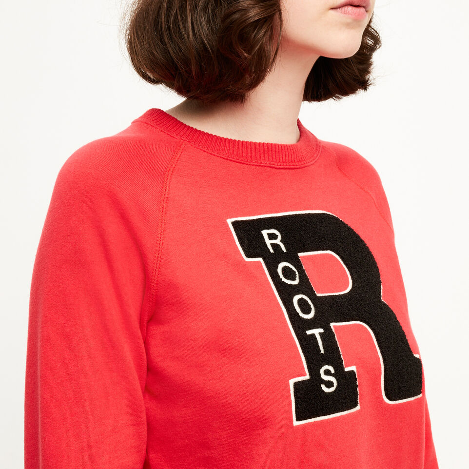 Roots-undefined-Springhill French Terry Crew Sweatshirt-undefined-E