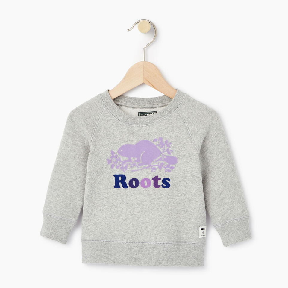 Roots-undefined-Baby Original Crewneck Sweatshirt-undefined-A