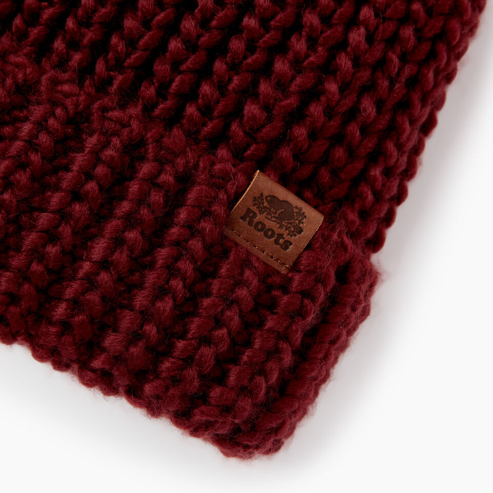 Roots-Winter Sale Kids-Kids Olivia Toque-Northern Red-E
