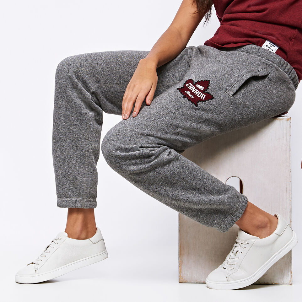 Roots-undefined-Womens Heritage Canada Original Sweatpant-undefined-D