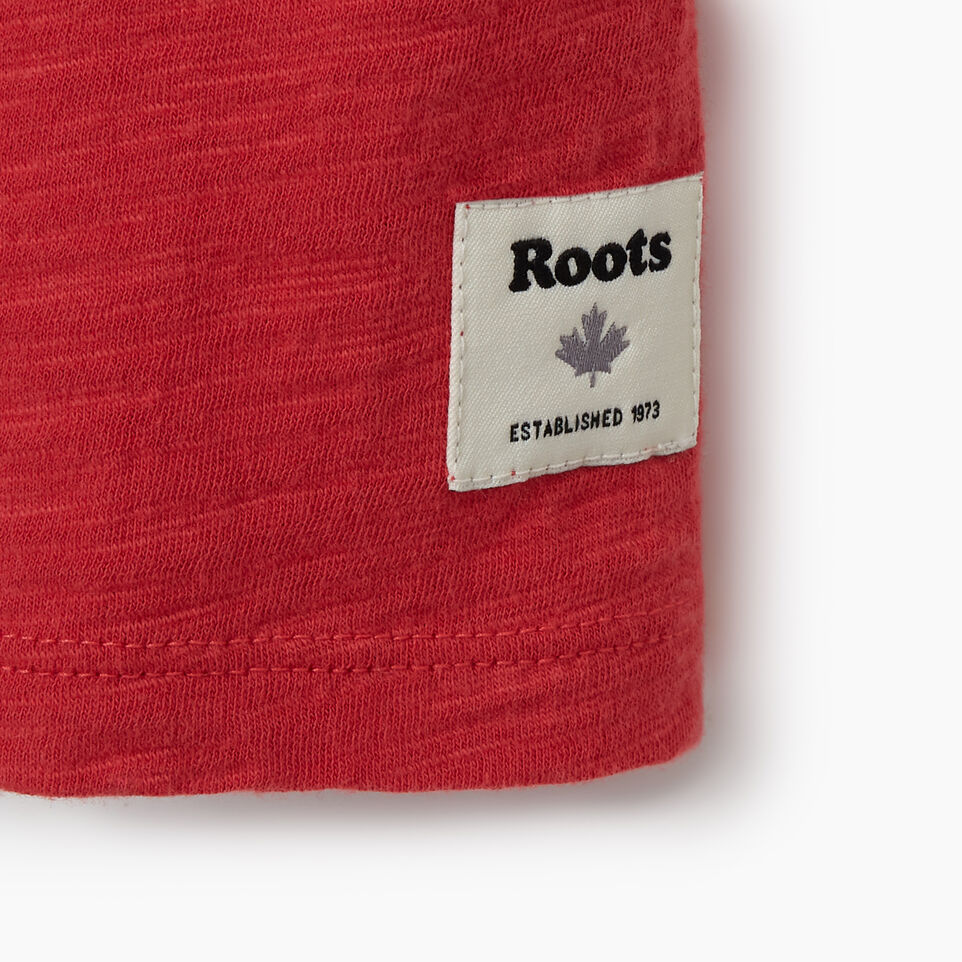 Roots-undefined-Womens Canada Maple Leaf T-shirt-undefined-D