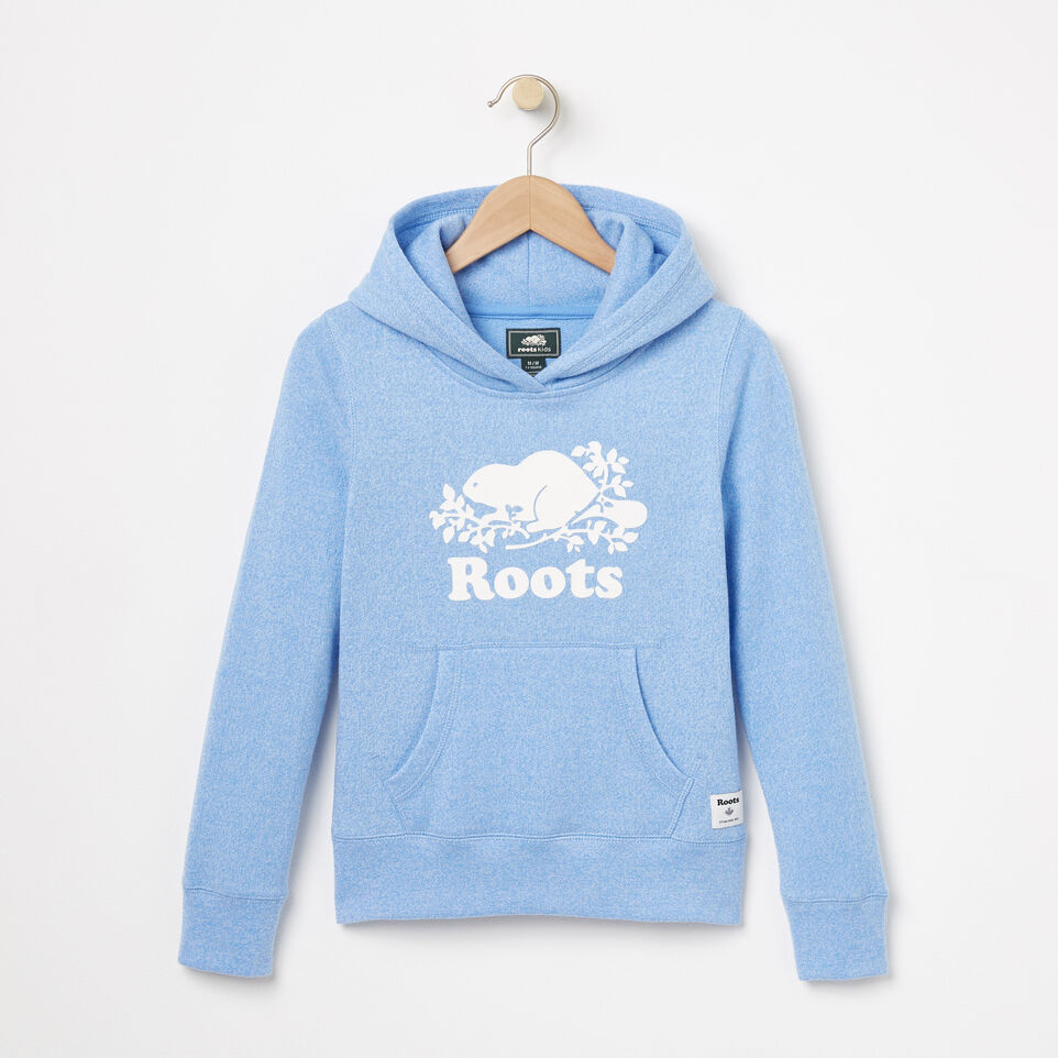 Roots-Girls Original Cooper Kanga Hoody