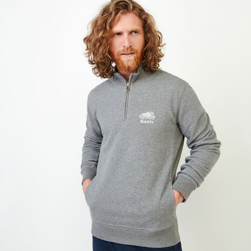 Roots-Men Our Favourite New Arrivals-Roots Breathe Stein-Med Grey Mix-A