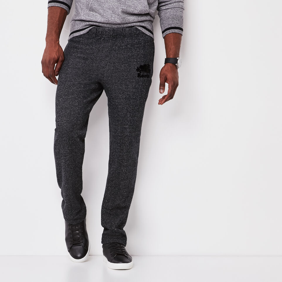 Roots-undefined-Roots Black Pepper Heritage Sweatpant-undefined-A