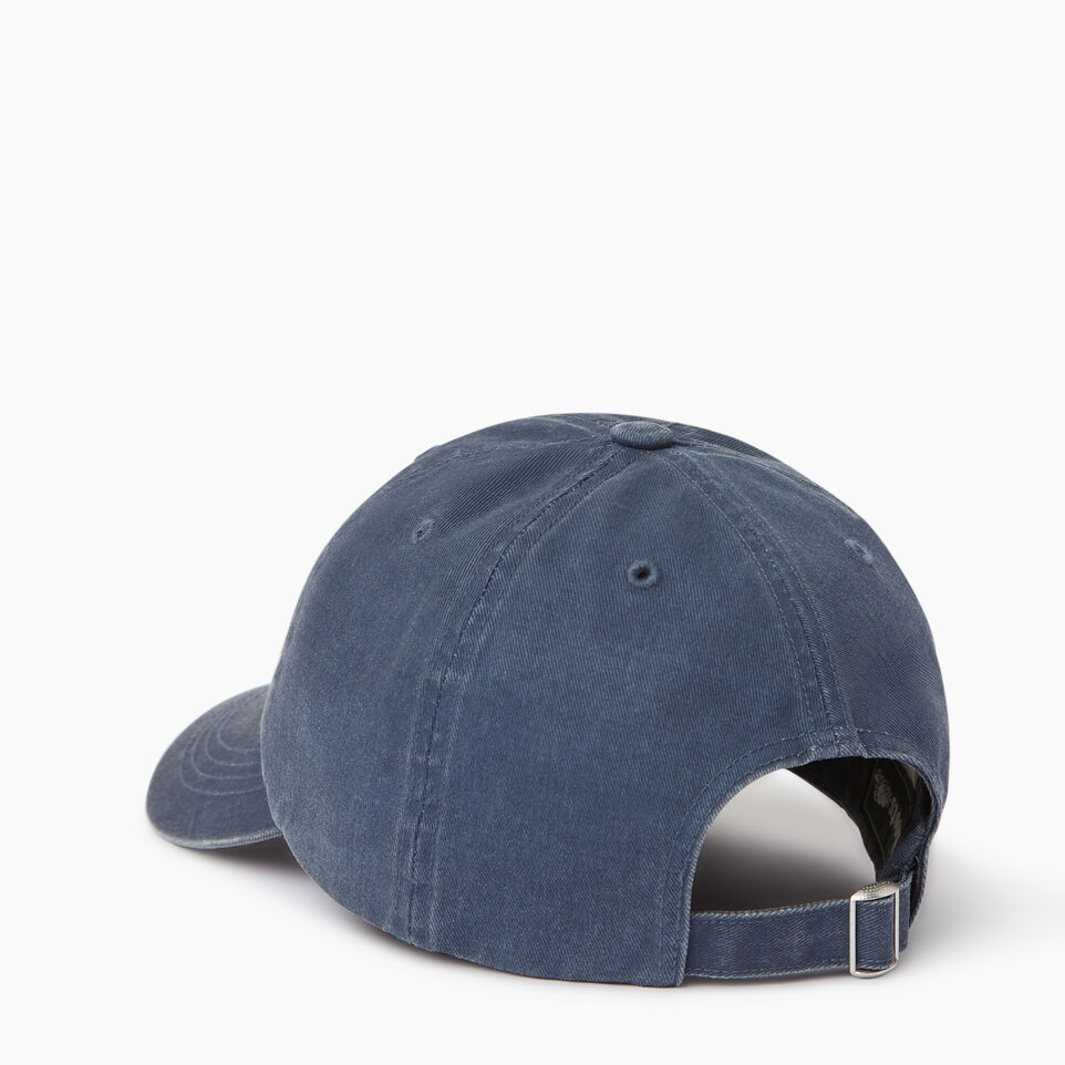 Roots-Women Categories-Strathcona Baseball Cap-Blue-C